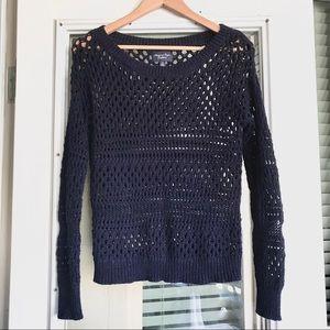 AEO Open Knit Sweater